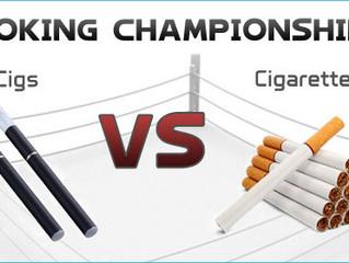 Έως 97% μείωση στις καρκινογόνες ουσίες για όσους χρησιμοποιούν μόνο ηλεκτρονικό τσιγάρο