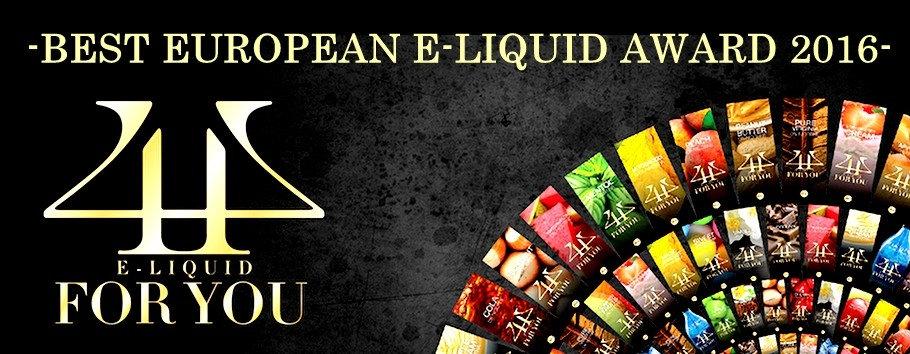 100 Award Winning E-Liquids / Βραβευμένα Υγρά άτμισης