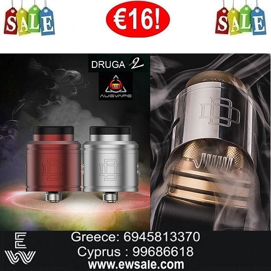 Augvape Druga 2 RDA 24mm επισκευάσιμος ατμοποιητήςηλεκτρονικού τσιγάρου