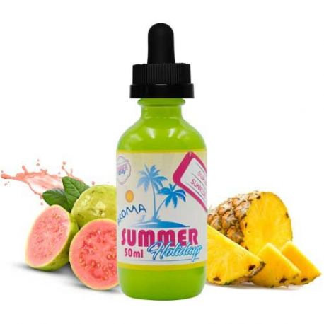 60 ml NEW Dinner Lady Guava Sunrise Υγρά αναπλήρωσης