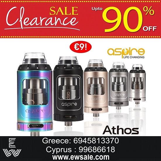 ASPIRE Athos Tank ατμοποιητής ηλεκτρονικού τσιγάρου