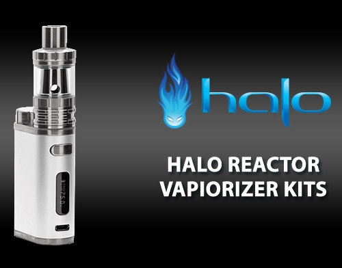 HALO REACTOR SHORTY 75W KIT Ηλεκτρονικό τσιγάρο