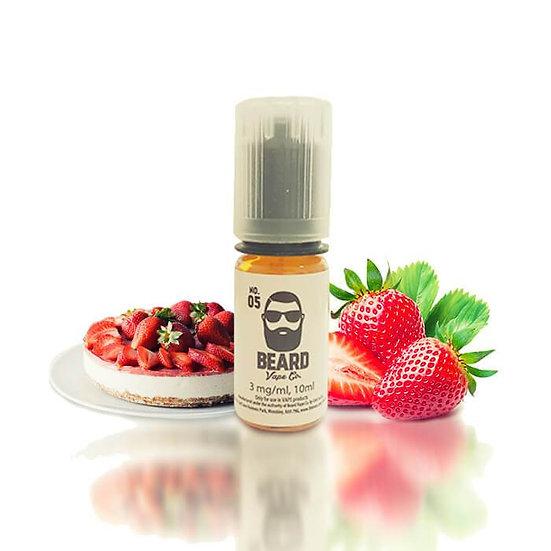 Beard N05 60 ml Vape Juice - Υγρά αναπλήρωσης