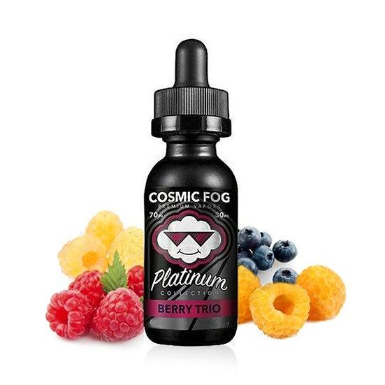 60 ml BERRY TRIO Cosmic Fog Platinum Collection E-Juice / Υγρά αναπλήρωσης
