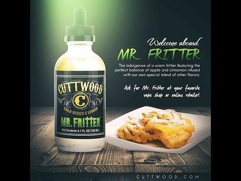 Cuttwood Mr.Fritter 60 ml Υγρά αναπλήρωσης