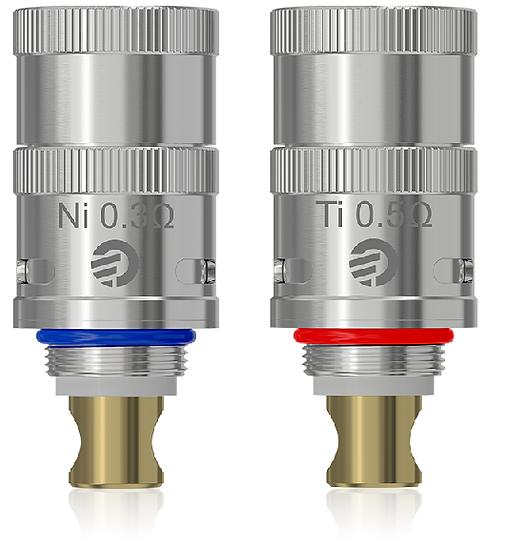 5 Joytech Delta II LVC Ni/Ti Atomizer Head(0.5ohm) κεφαλές αντίστασης