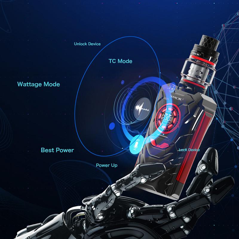 SMOK I-Priv 230W Voice Control - Φωνητικές Εντολές Hλεκτρονικό τσιγάρο