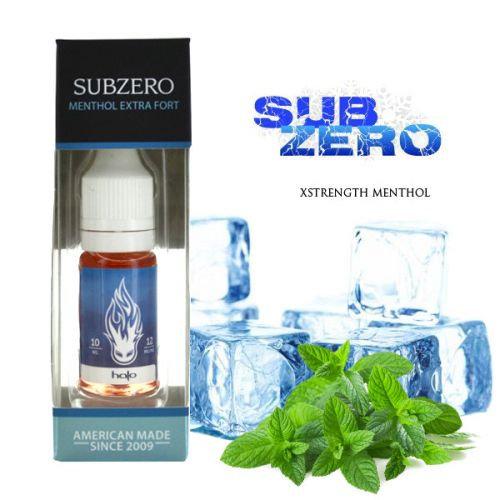 Halo 100 ml Sub Zero E-Juice by Purity - Υγρά αναπλήρωσης