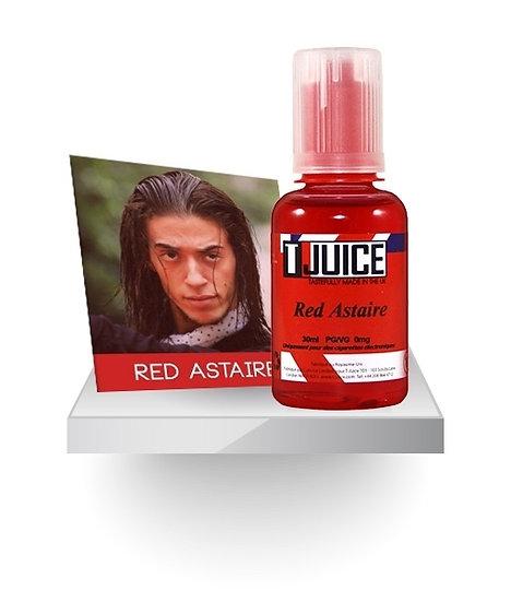 30 ml T-Juice's Red Astaire Αρώματα DIY υγρων άτμισης