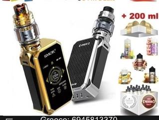 SMOK G-priv 2 luxe edition kit αφής + 200 ml υγρά μόνο €59!