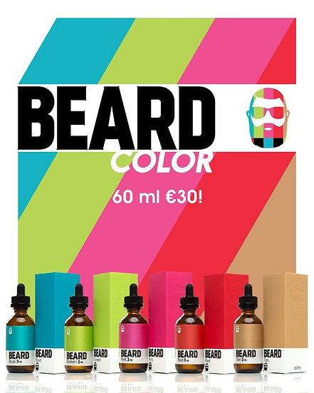 Beard Color 60 ml Vape Juice - Υγρά αναπλήρωσης