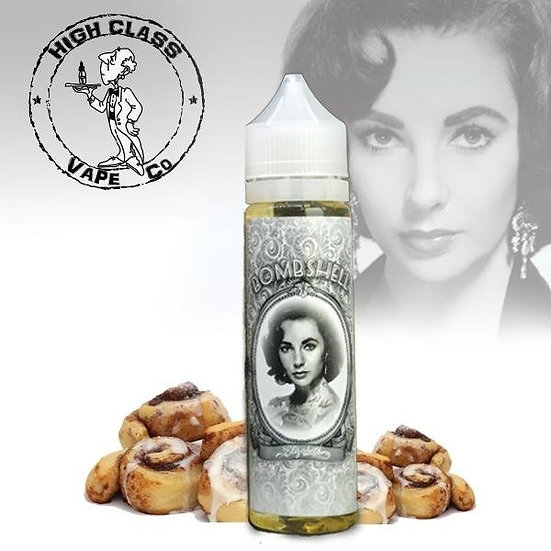 Elizabeth by Vape Craft Bombshell 60 ml - Υγρά αναπλήρωσης