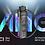 Thumbnail: Voopoo Vinci 40W Kit Ηλεκτρονικά Τσιγάρα + 5 αντιστάσεις +200ml  Υγρά άτμισης