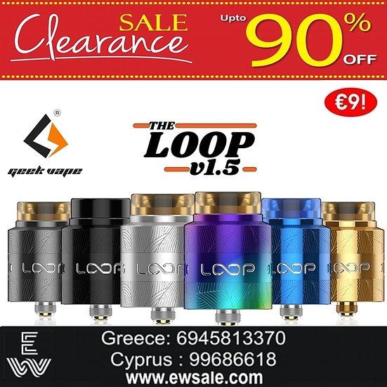 GeekVape Loop V1.5 RDA Ατμοποιητές ηλεκτρονικού τσιγάρου