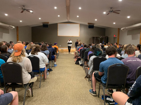 NF Retreat with Wheaton College Student Ministry