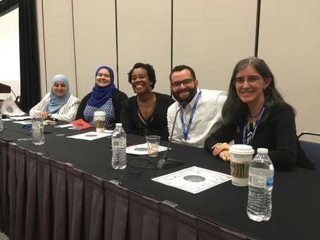 NF at America's Largest Muslim Convention
