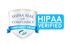HIPAA Compliance Verification Logo