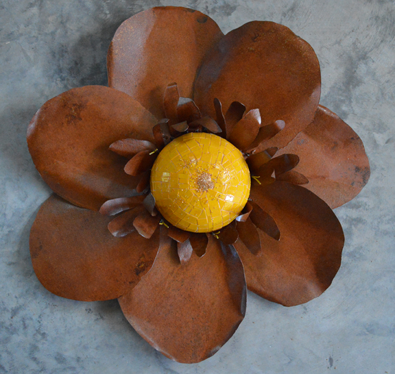 RUSTED FLOWER