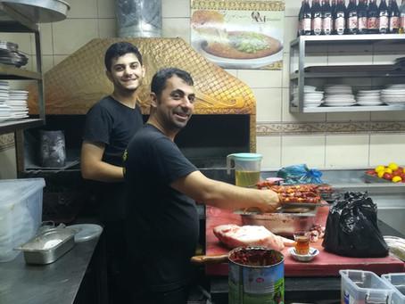 Les saveurs culinaires dans les rues d'İstanbul : Street Food !