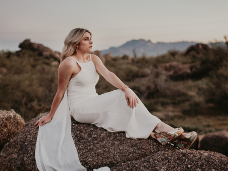 Desert Bridals with Chantel Lauren Designs