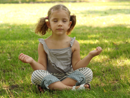 Self Regulation: What's Yoga Got To Do With It?