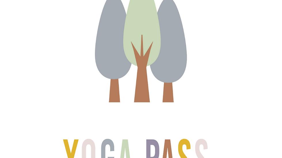 Yoga One Class Pass