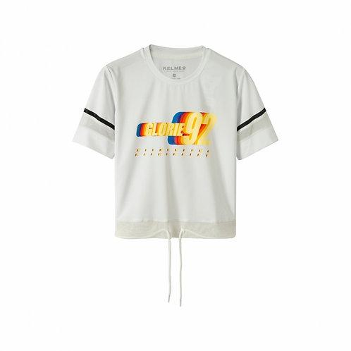 חולצת קשירה לבנה