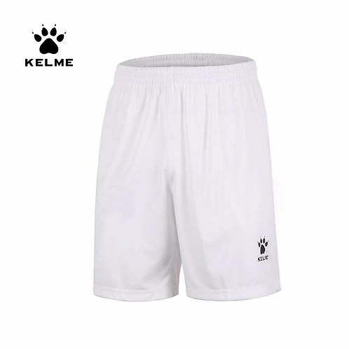 מכנס כדורגל לבן קצר