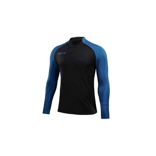 חליפת ייצוג סקיני שחור כחול
