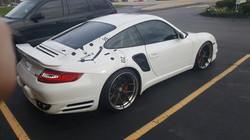 Cincy Vinyl Wraps Porsche Custom Rolex D