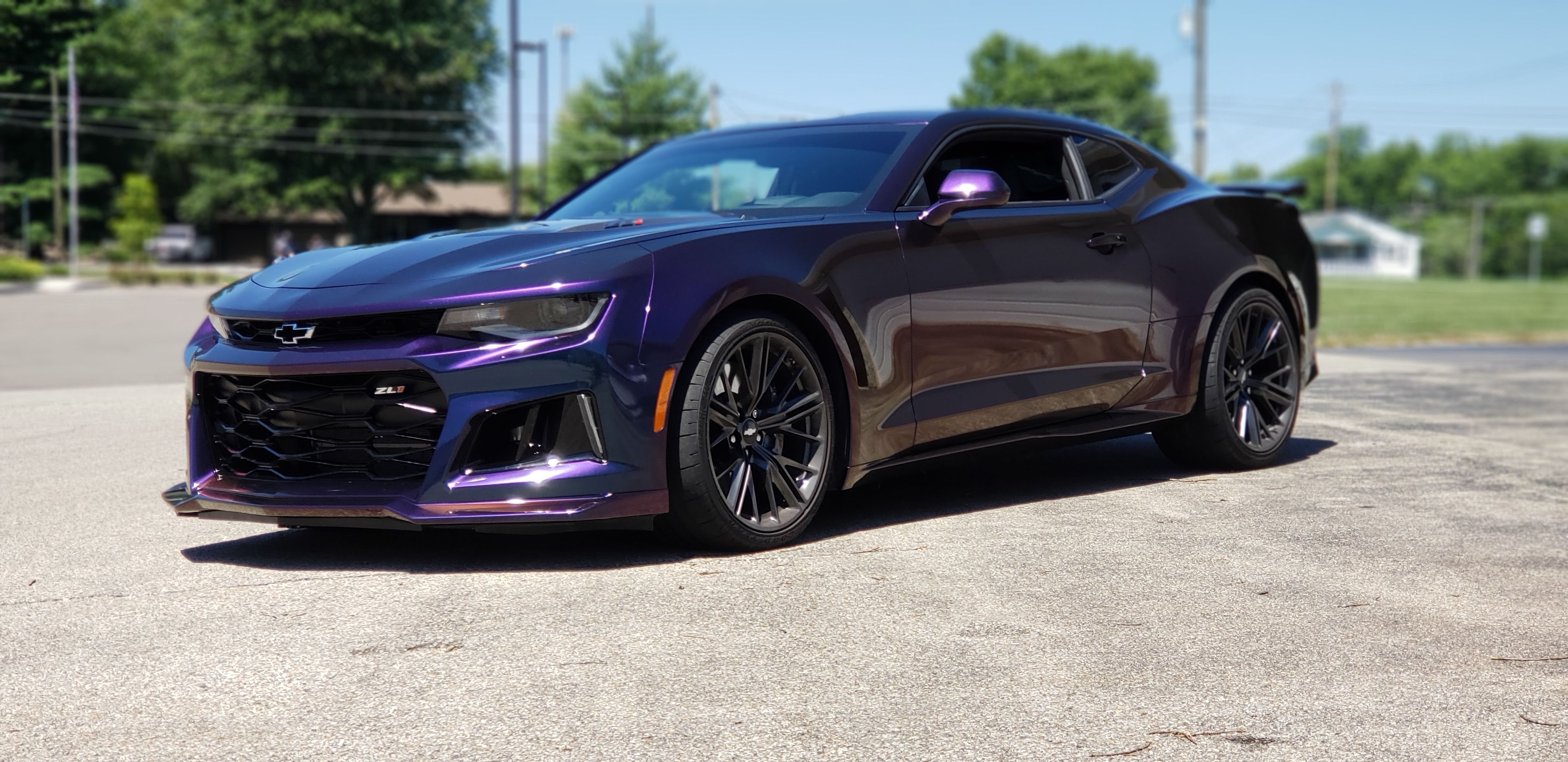 Cincy Vinyl Wraps ZL1 Deep Space (1)