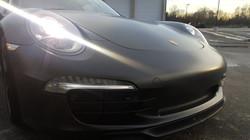 Satin Nero Porsche 911 (1)
