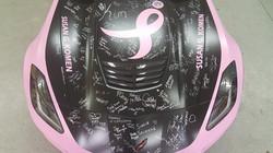 Cincy Vinyl Wraps Pink Breast Cancer Awa