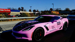 Cincy Vinyl Wraps Pink Breast Cancer Awa