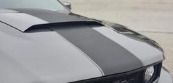 Cincy Vinyl Wraps Carbon Fiber Stripes (