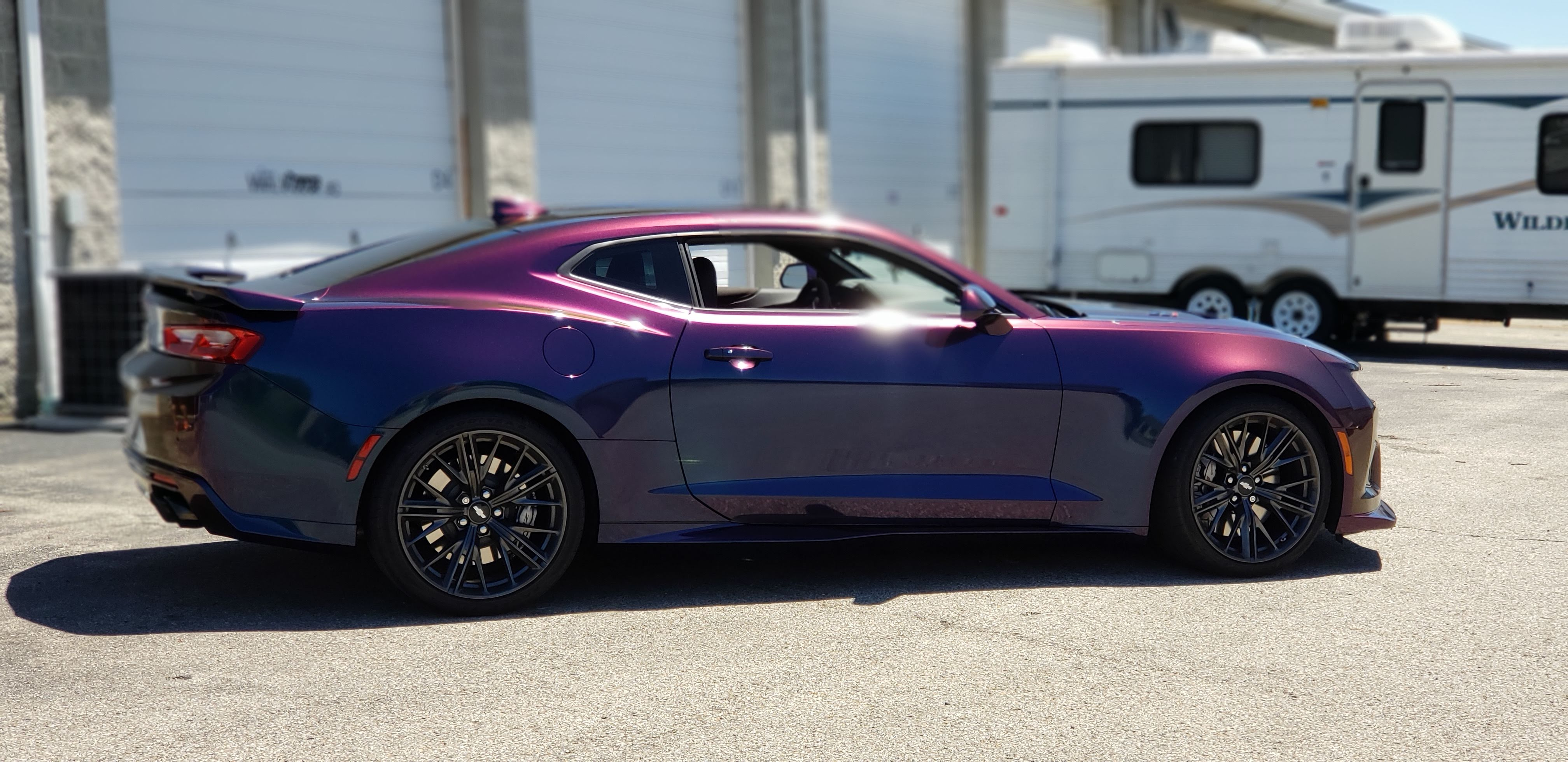 Cincy Vinyl Wraps ZL1 Deep Space (3)