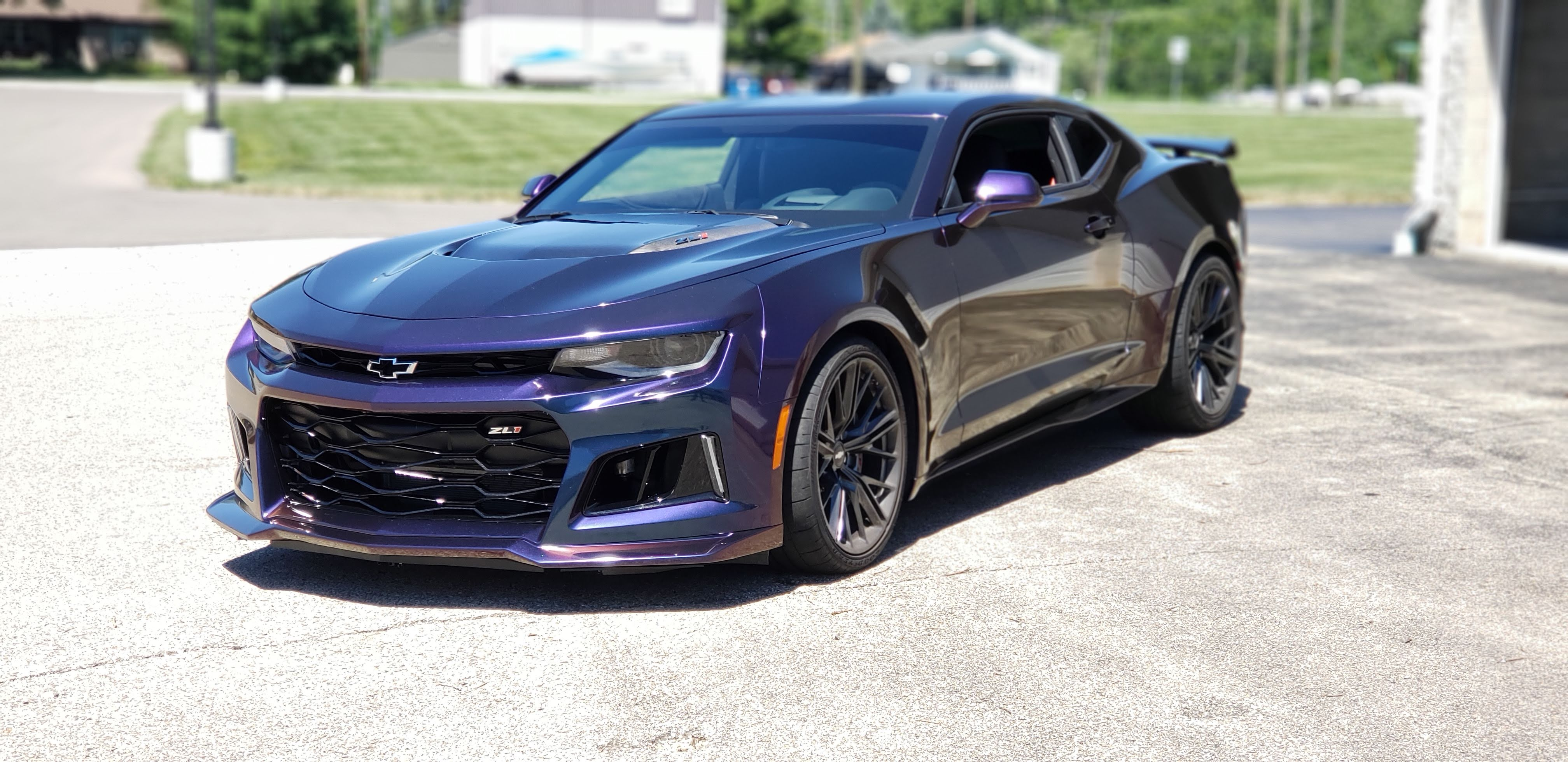Cincy Vinyl Wraps ZL1 Deep Space (2)