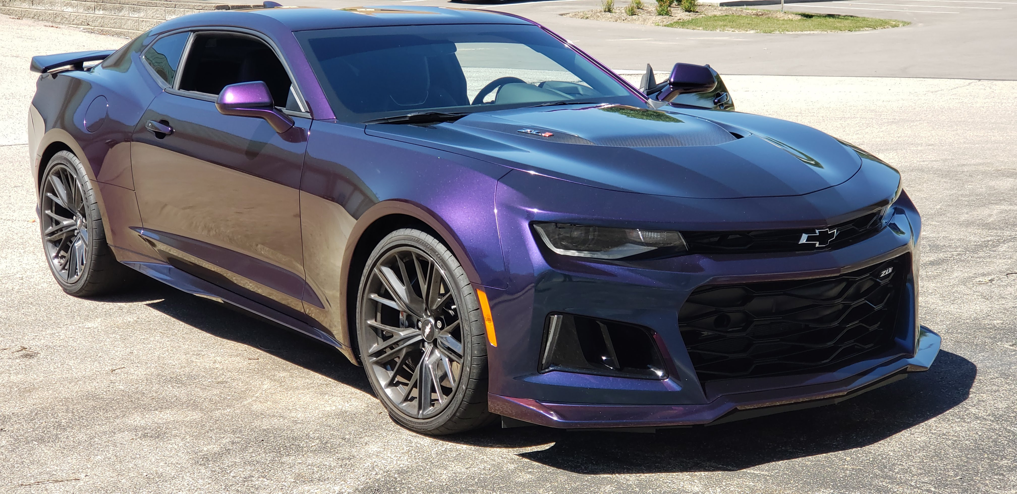 Cincy Vinyl Wraps ZL1 Deep Space (6)