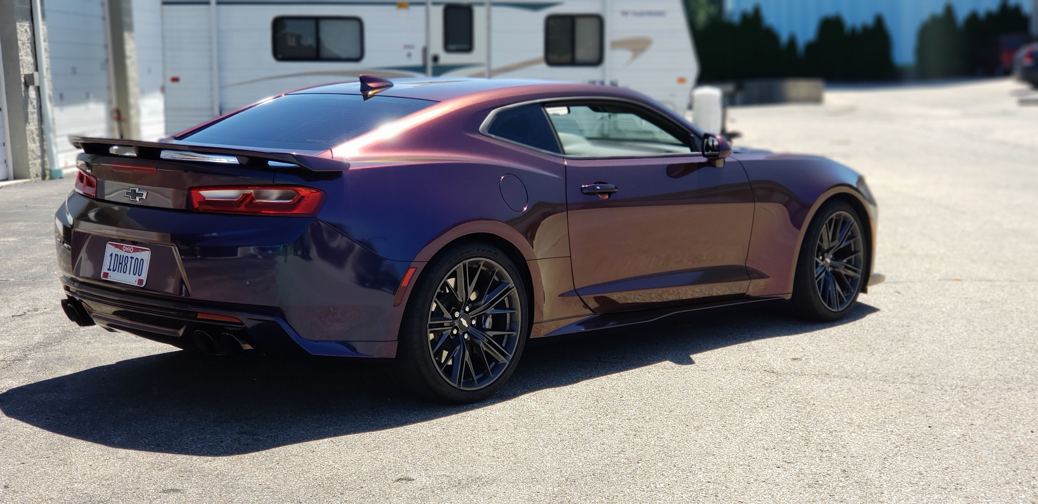 Cincy Vinyl Wraps ZL1 Deep Space (4)