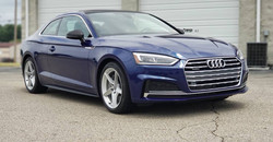 Cincy Vinyl Wraps Magnetic Burst Audi (8
