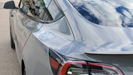Cincy VInyl Wraps Gloss Dark Gray Model