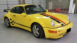 Cincy Vinyl Wraps Porche 911 Decals (2).