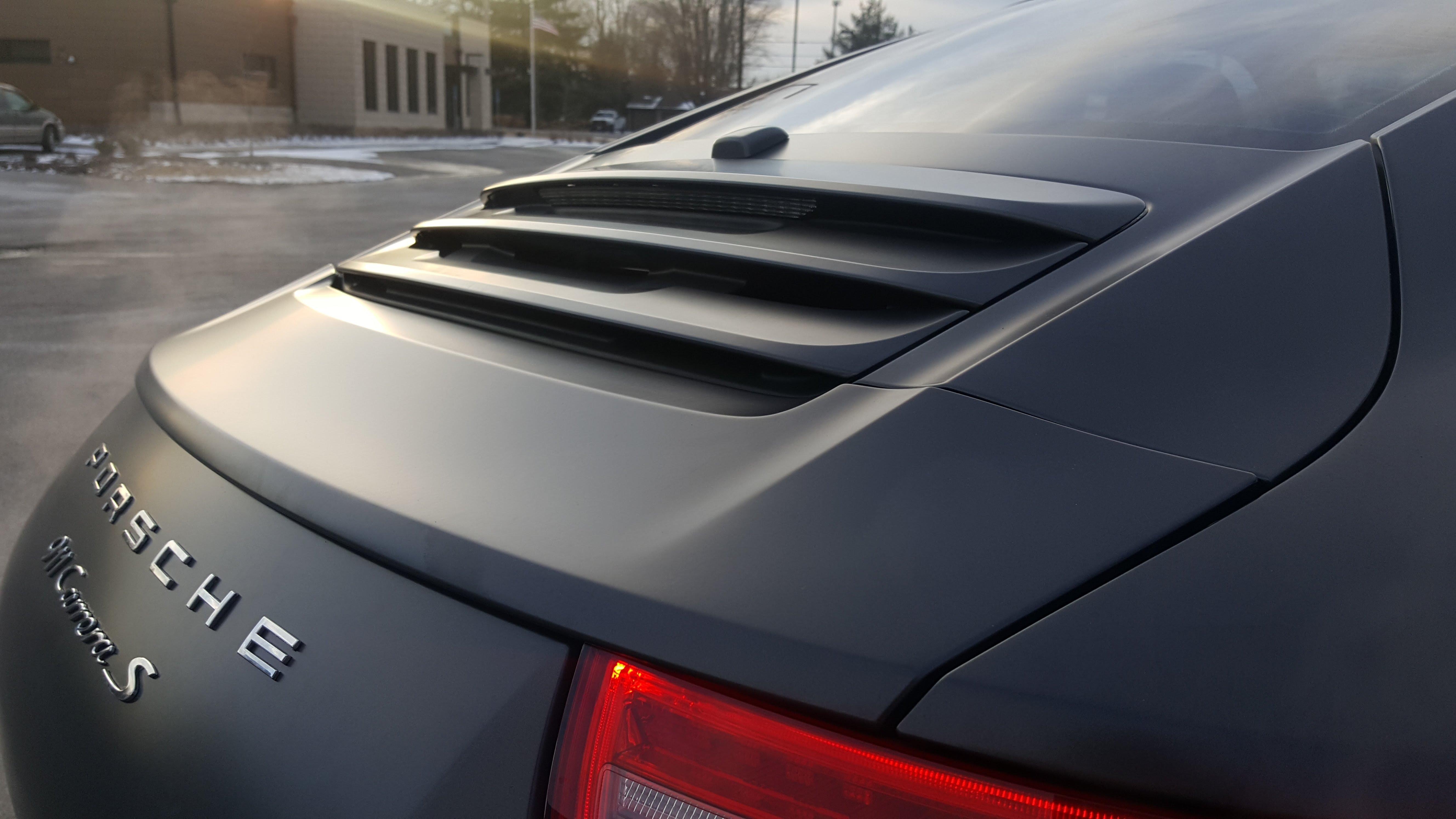 Satin Nero Porsche 911 (3)