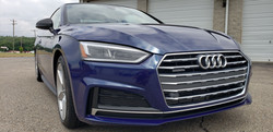 Cincy Vinyl Wraps Magnetic Burst Audi (7