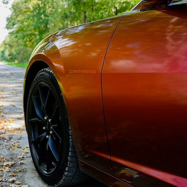 Cincy Vinyl Wraps Roaring Thunder Camaro