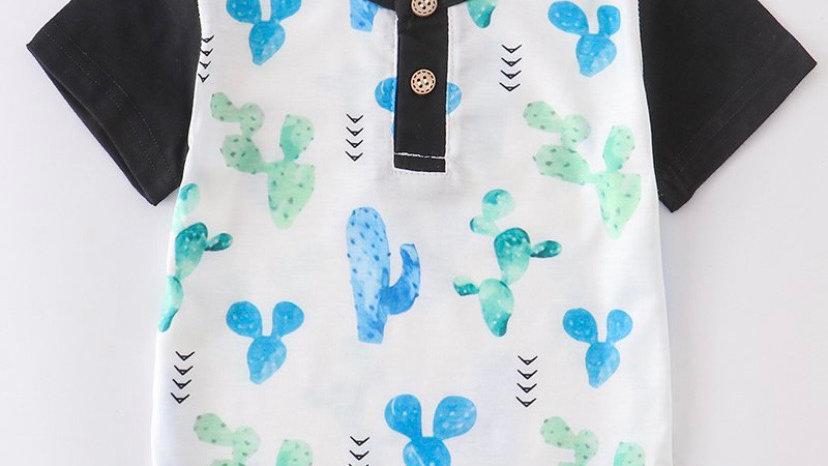Cactus Boy Shirt