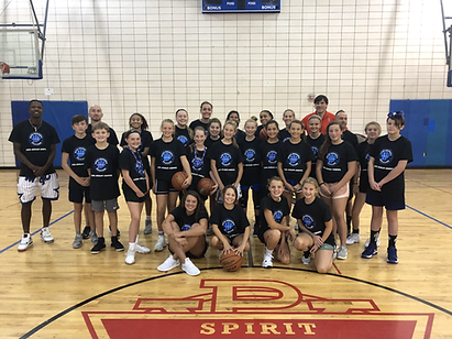 Basketball Camp, Players, Kids