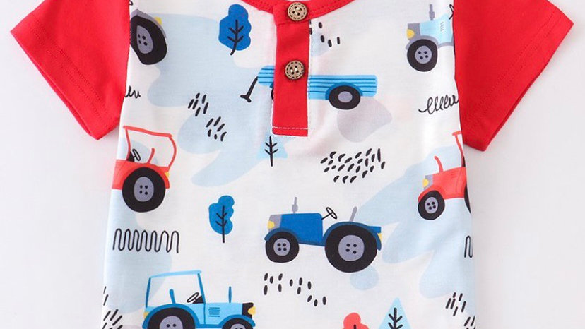 Tractor Boy Shirt