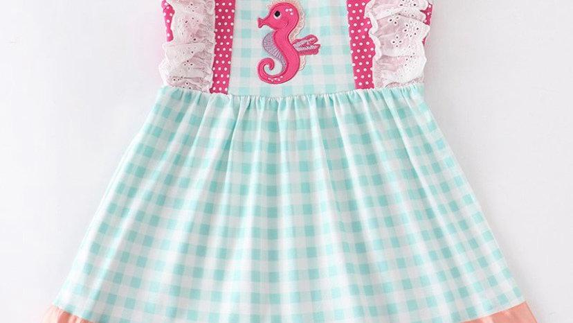 Seahorse Lace Dress