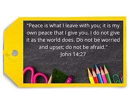 Peace - John 14_27 - Backback Promise.pn